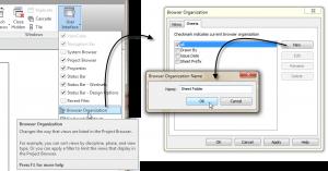 Create a custom Browser Organization