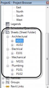 Sheets now sort based on the custom Sheet Folder Parameter